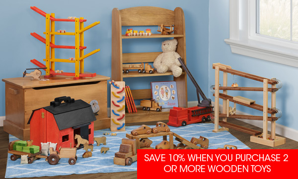 Wooden Toys Discount