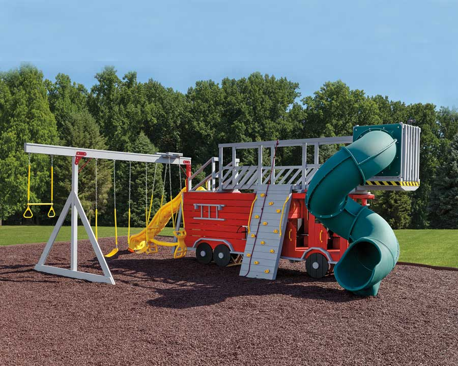 Amish Playground Sets